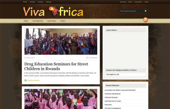 Viva Africa