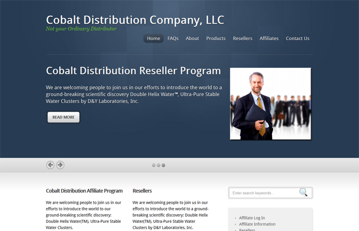 Cobalt Distribution Company, LLC