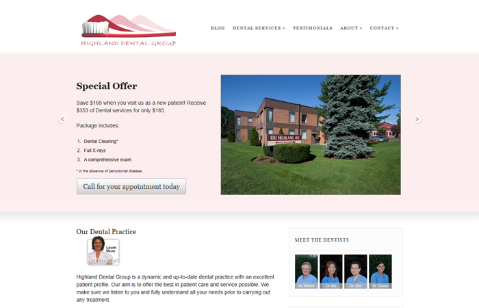 Highland Dental Group