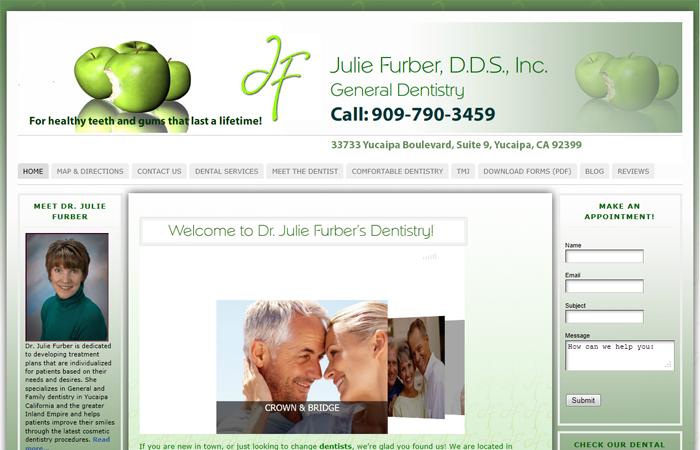 Dr. Julie Furber's Dentistry