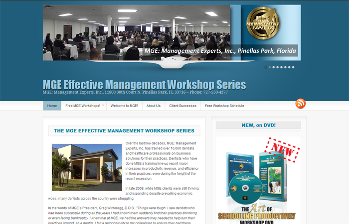 MGE Management Workshop