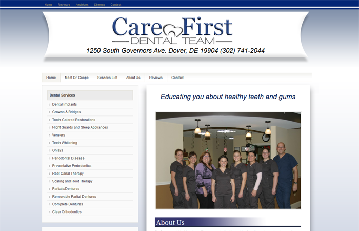 Care First Dental Team