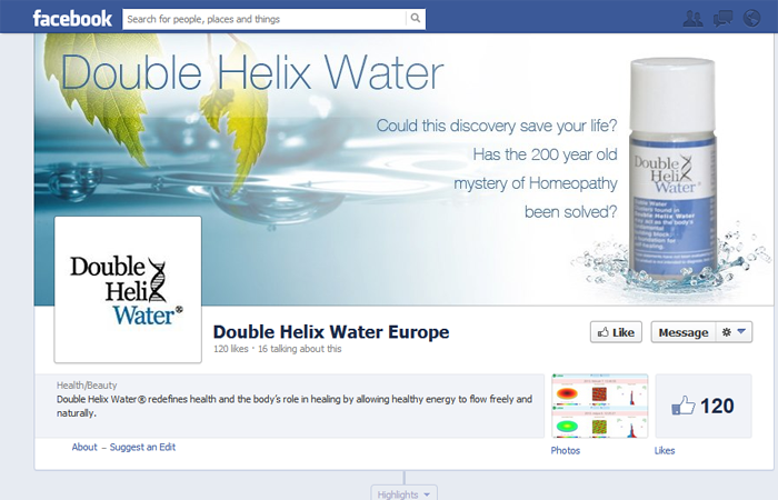 Double Helix Water Europe