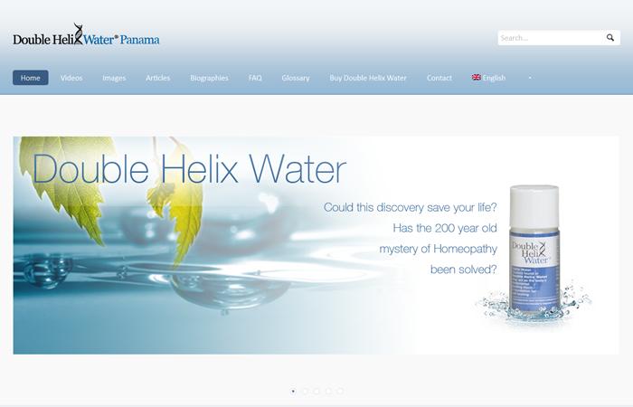 Double Helix Water Panama