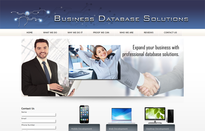 Business Database Solutions