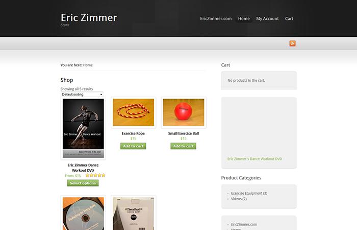 Eric Zimmer Store