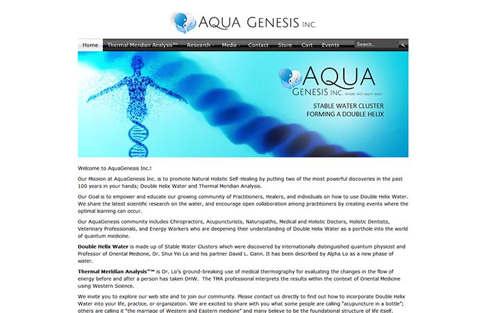 Aqua Genesis Inc